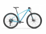 "2019 Bicykel Mondraker Chrono R 29"" light blue Navy orange"