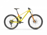 "2019 Bicykel Mondraker Foxy Carbon RR 29"" yellow orange"