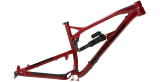 2019 Rám Nukeproof Mega 275 Alloy Burgundy Black