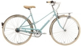 Creme CafeRacer Solo Ladies 7 Speed Bike 2015 Turquoise