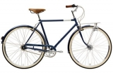 Creme CafeRacer Doppio Mens 7 Speed Bike 2015 Blue