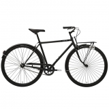 Creme CafeRacer Solo Mens 3 Speed Bike 2015 Black