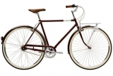 Creme CafeRacer Solo Mens 3 Speed Bike 2015 Brown