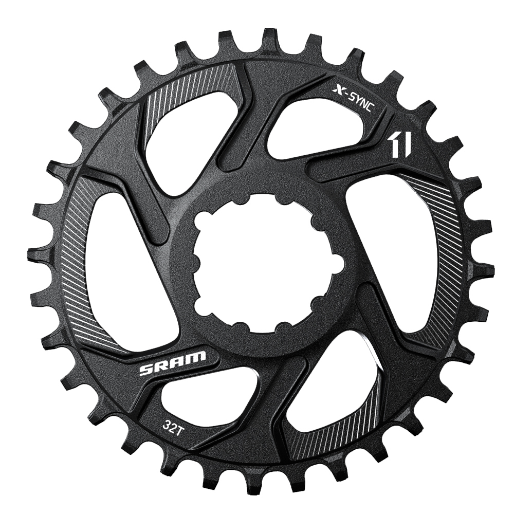 Direct Mount prevodník SRAM X-Sync 6mm Offset 32t