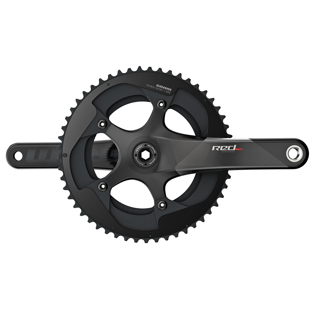 Kľuky Sram Red BB30 172.5mm 52-36