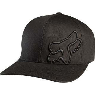 Šiltovka Fox Flex 45 Flexfit Hat Black