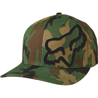 Šiltovka Fox Flex 45 Flexfit Hat Camo