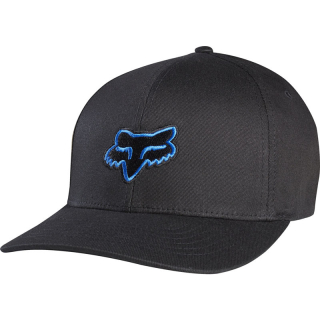 Šiltovka Fox Legacy Flexfit Hat Black Blue