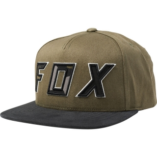 Šiltovka Fox Posessed Snapback Hat Olive Green