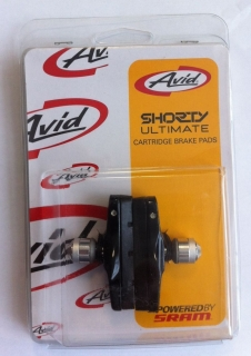 Brzdové špalky Shorty Ultimate (cestné) Cross Brake (1 set) Avid