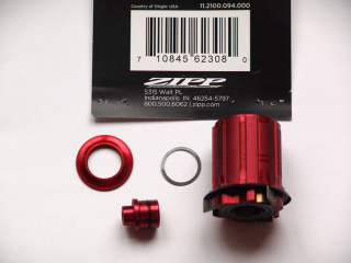 Freehub Conversion Kit 188 Shimano ZIPP