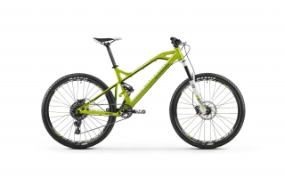 2017 Bicykel Mondraker Factor XR