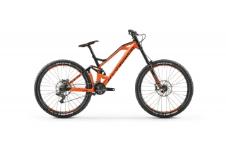 2017 Downhill bicykel Mondraker Summum