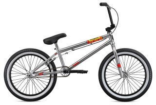 2019 BMX Mongoose Legion L100 Nikel