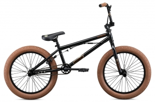 2019 BMX Mongoose Legion L20 Black