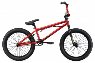 2019 BMX Mongoose Legion L20 Red
