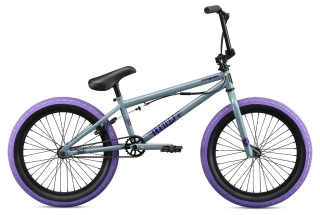 2019 BMX Mongoose Legion L40 Grey
