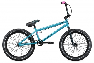 2019 BMX Mongoose Legion L60 Aqua