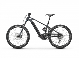 "2019 Elektrobicykel Mondraker Crafty R + 27,5"" black phantom"