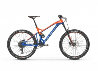 "2019 Bicykel Mondraker Dune 27,5"" Navy orange"
