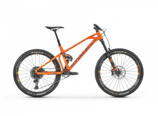 "2019 Bicykel Mondraker Foxy XR 27,5"" orange Navy yellow"
