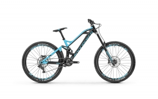 "2019 Bicykel Mondraker Summum 27,5"" black light blue"