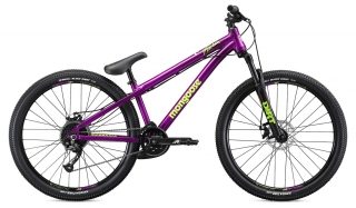 "2019 Bicykel Mongoose Fireball 26"" Purple"