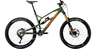 2019 Bicykel Nukeproof Mega 275 Carbon Factory