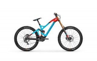 2020 Bicykel Mondraker Summum Carbon Pro Team 27.5