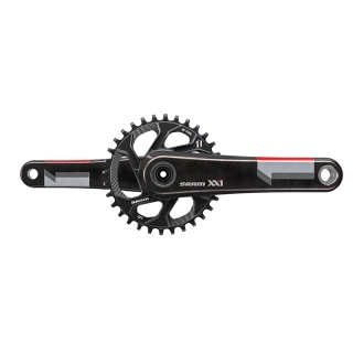 Kľuky SRAM XX1 Boost 148 Xsync GXP 175mm 32t Red