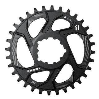 Direct Mount prevodník SRAM X-Sync 6mm Offset 28t