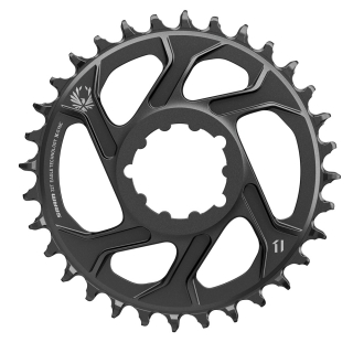 Direct Mount prevodník SRAM X-Sync 2 Offset 6mm 32t
