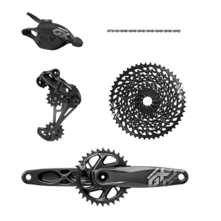 Sada Sram GX Eagle 1x12 170mm GXP 32z