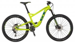 "2018 Bicykel GT Sensor 27,5"" Comp Neon Yellow Mustang"