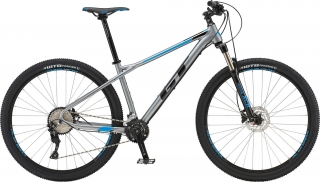 "2019 Bicykel GT Avalanche 29"" Elite Silver"