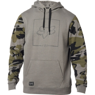 Mikina Fox Chapped Pullover Fleece Camo