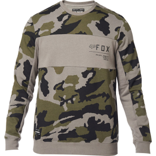 Mikina Fox Non Stop Crew Fleece Camo