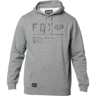 Mikina Fox Non Stop Pullover Fleece Heather Graphite