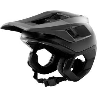 Prilba Fox Dropframe Helmet Black