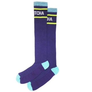 Ponožky Pitcha Every Socks Purple