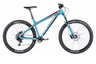 2017 Nukeproof Scout 275 Race Bike