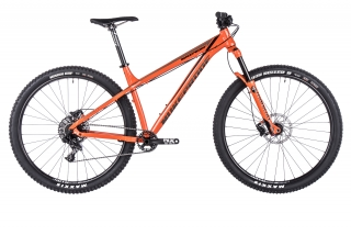 2017 Nukeproof Scout 290 Race Bike