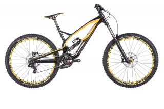 2017 Nukeproof Pulse DH Team Bike