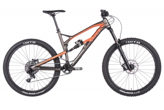 2017 Nukeproof Mega 275 Race Bike