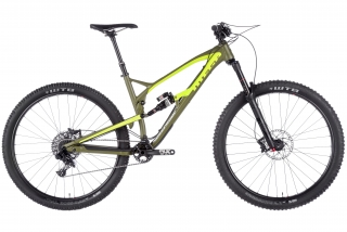2017 Nukeproof Mega 290 Race Bike