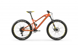 2017 Bicykel Mondraker Factor XR+