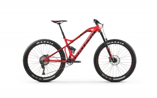 2017 Bicykel Mondraker Crafty XR+