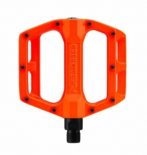 Pedále NS Bikes Aerial STD LB Fluo Orange