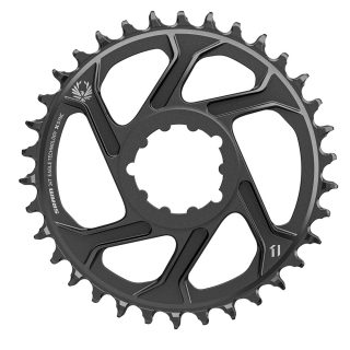 Direct Mount prevodník SRAM X-Sync 2 Offset 6mm 34t