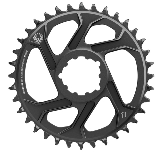 Direct Mount prevodník SRAM X-Sync 2 Offset 6mm 36t
